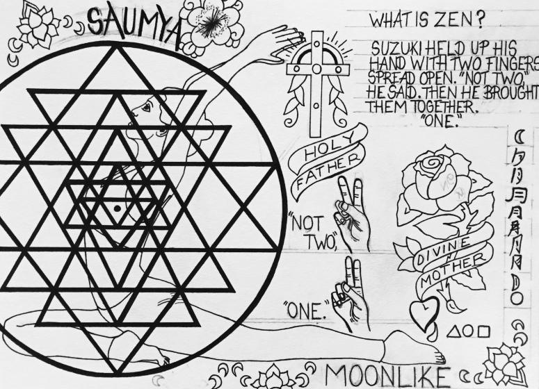 what is zen 1 - white