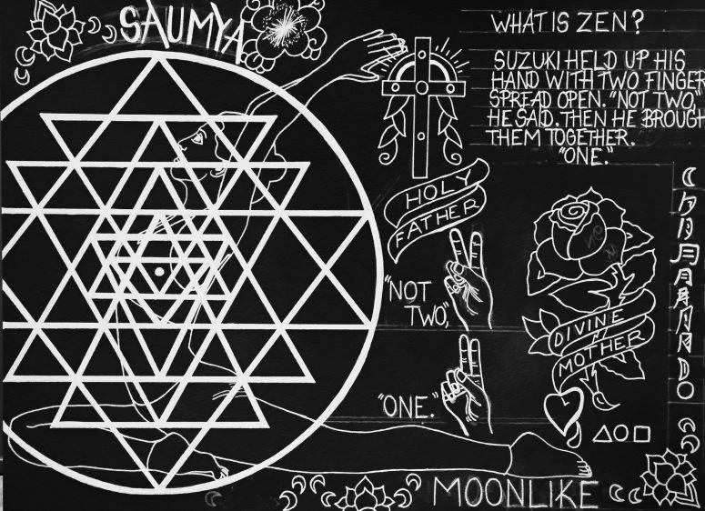 what is zen - black